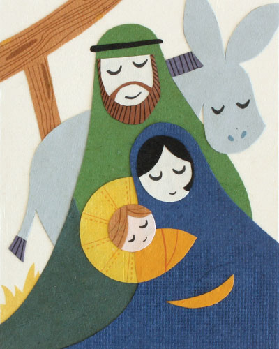 Peaceful Nativity
