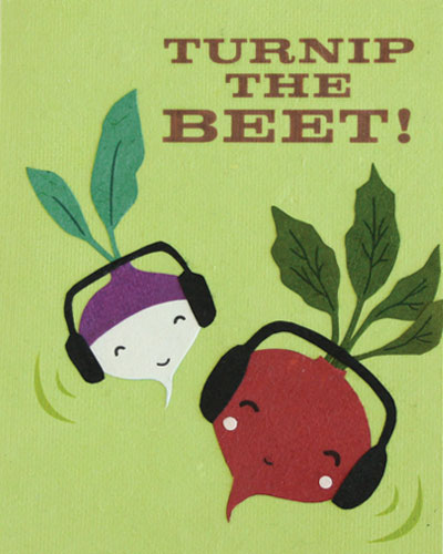 Turnip the Beet