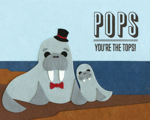 Pops Youre The Tops